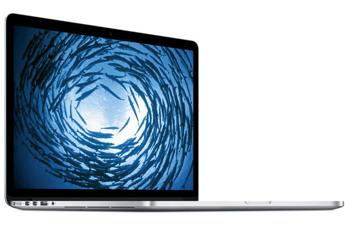 Apple MacBook Pro z Retina display