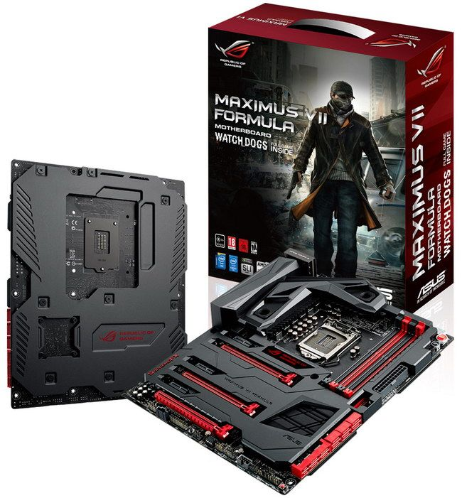 Asus ROG Z97 Maximus VII Formula Watch Dogs