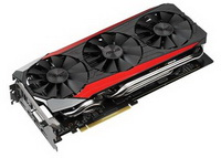 Asus Radeon R9 390X Strix Gaming 8GB