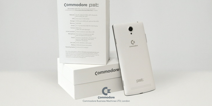 Commodore PET smartfon