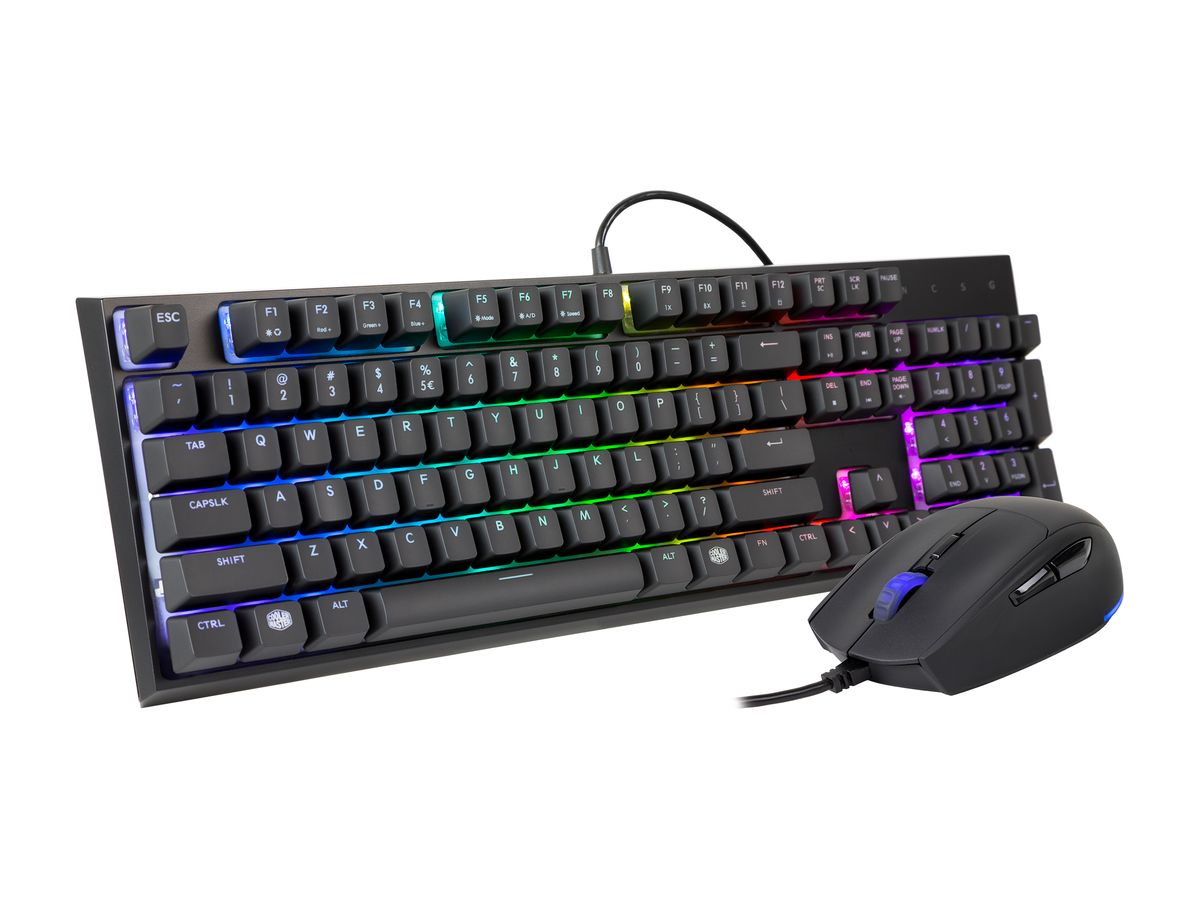 Cooler Master MS 120 Tactile Combo