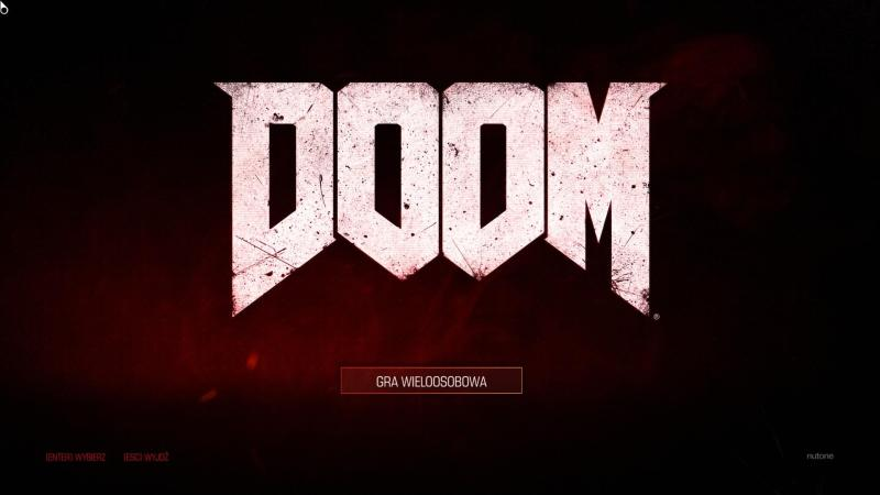 DOOM Open Beta LOGO