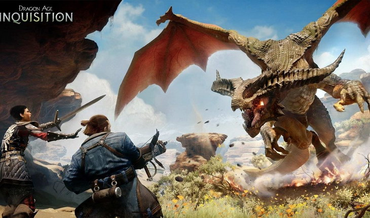 Dragon Age Inquisition The Dragon Slayer