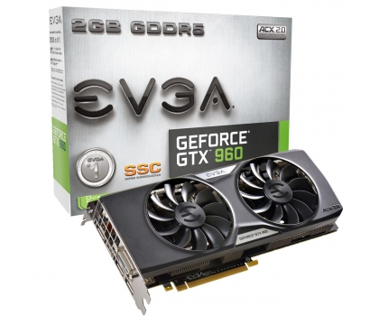 EVGA GeForce GTX960 2GB