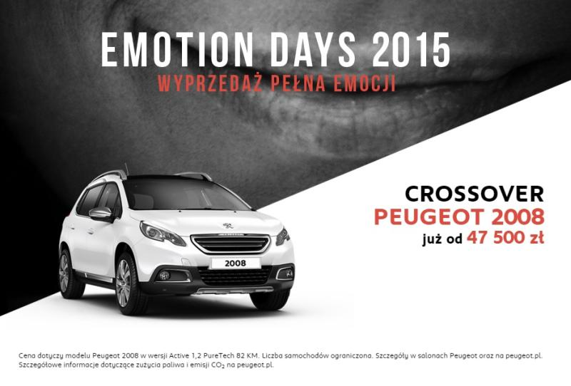 Emotion Days 2015 - Peugeot 2008