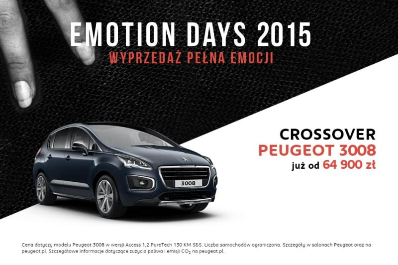 Emotion Days 2015 - Peugeot 3008