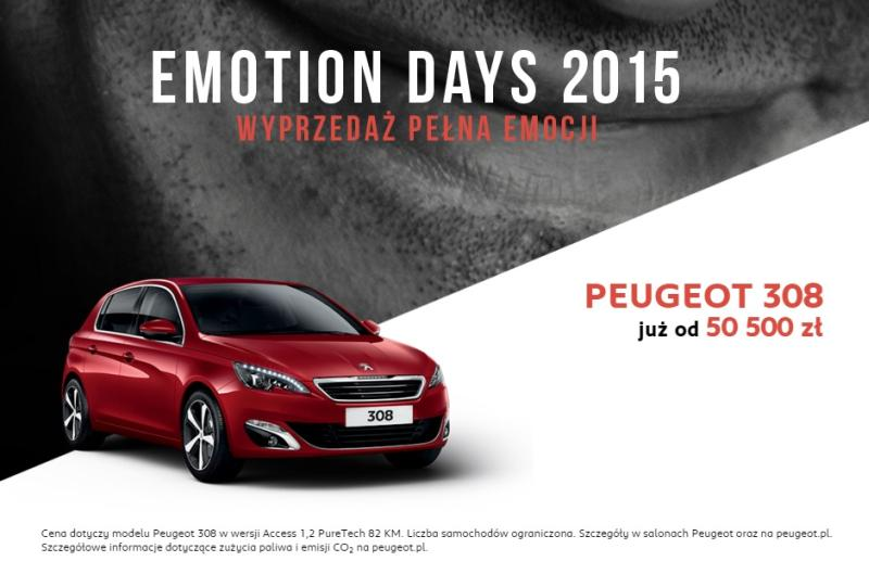 Emotion Days 2015 - Peugeot 308
