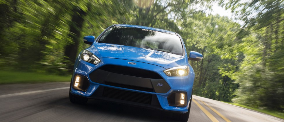 Ford Focus RS 2015 2016