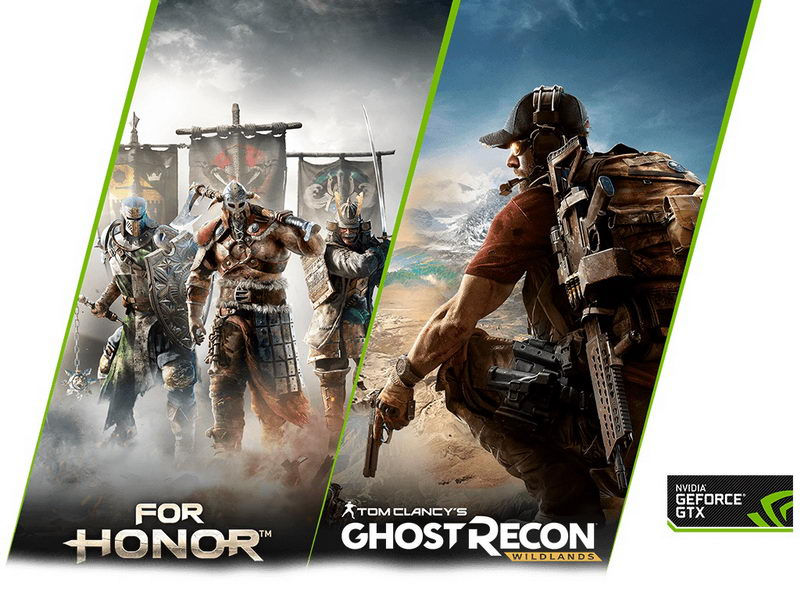 GTX 1060 free Honor game