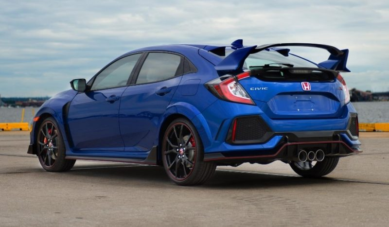Honda Civic Type R 2017 02