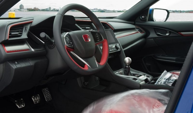 Honda Civic Type R 2017 03