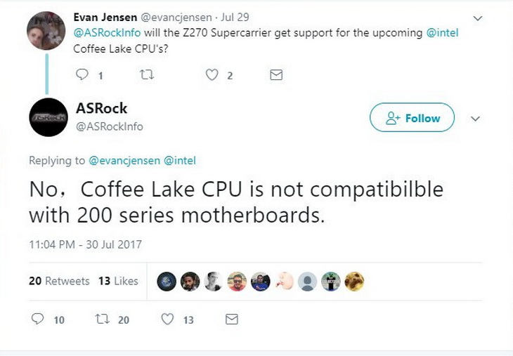 Intel Coffee Lake 01