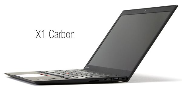 Lenovo ThinkPad X1 Carbon 01
