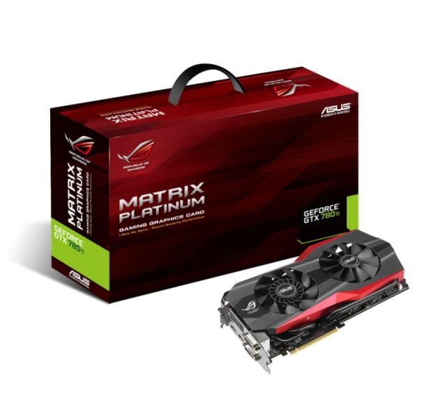 Asus MATRIX GTX780TI