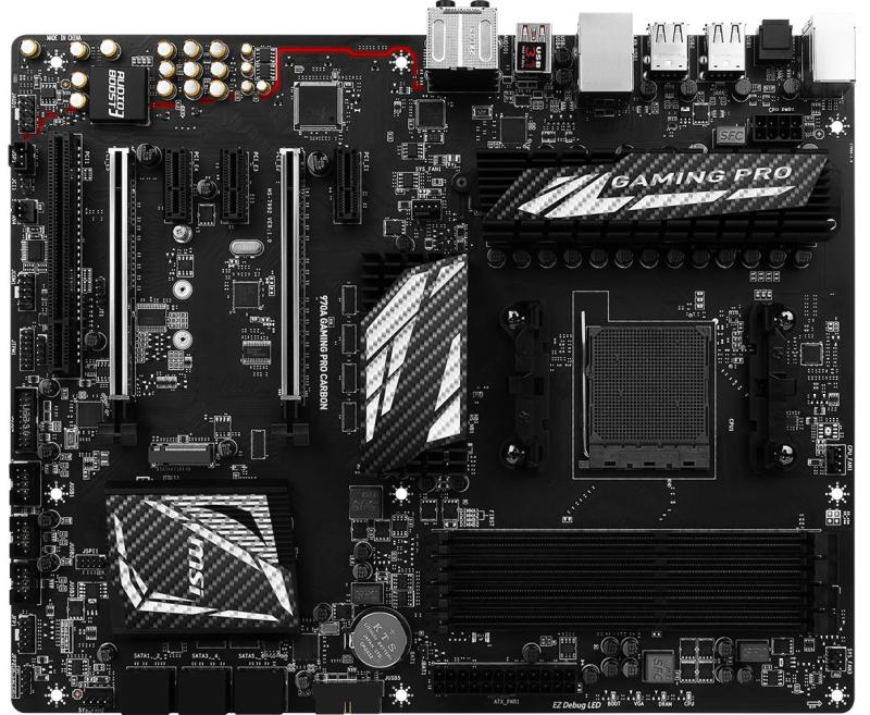 MSI 970A GAMING PRO CARBON 03