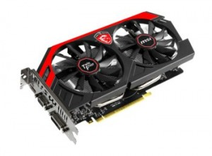 MSI GTX 750 Ti Twin Frozr OC 2 GB
