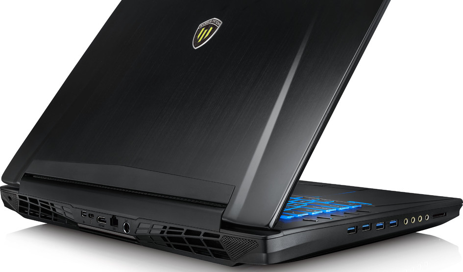 MSI WT72 VR laptop