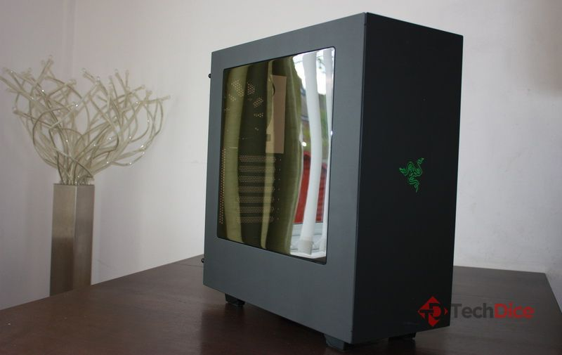 NZXT S340 Source Razer Edition bok (2)