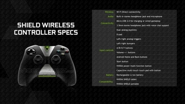 Nvidia SHIELD Tegra K1 02