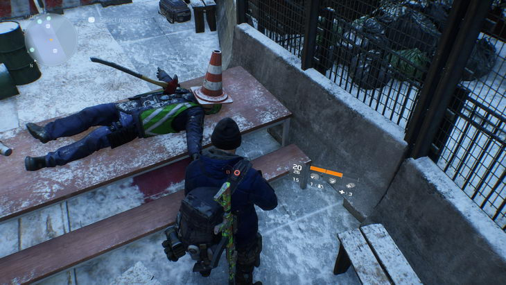 Patch 1.2 The Division