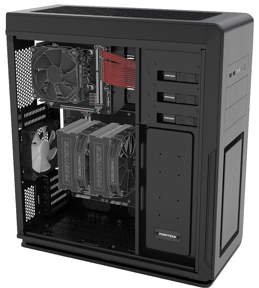 Phanteks Enthoo Mini XL 01