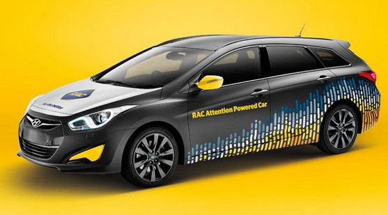 RAC attention operated carpng
