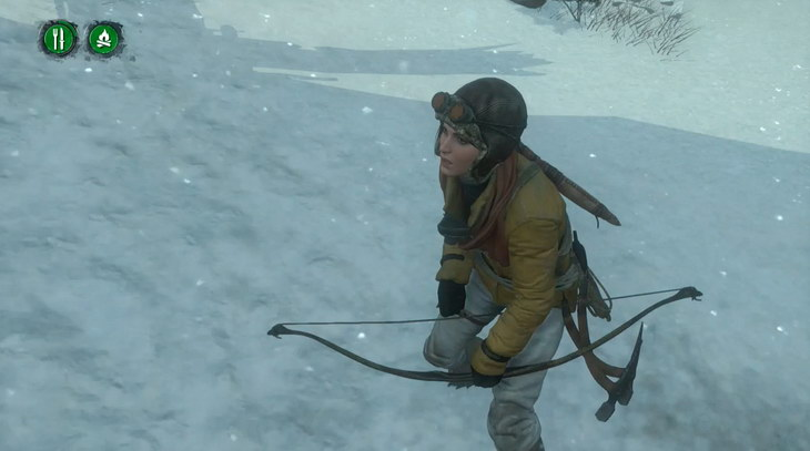 Rise of the Tomb Raider endurance mode