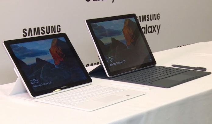 Samsung Galaxy Book MWC 2017 01