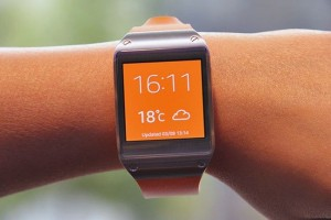 Samsung Galaxy Gear IFA 2013