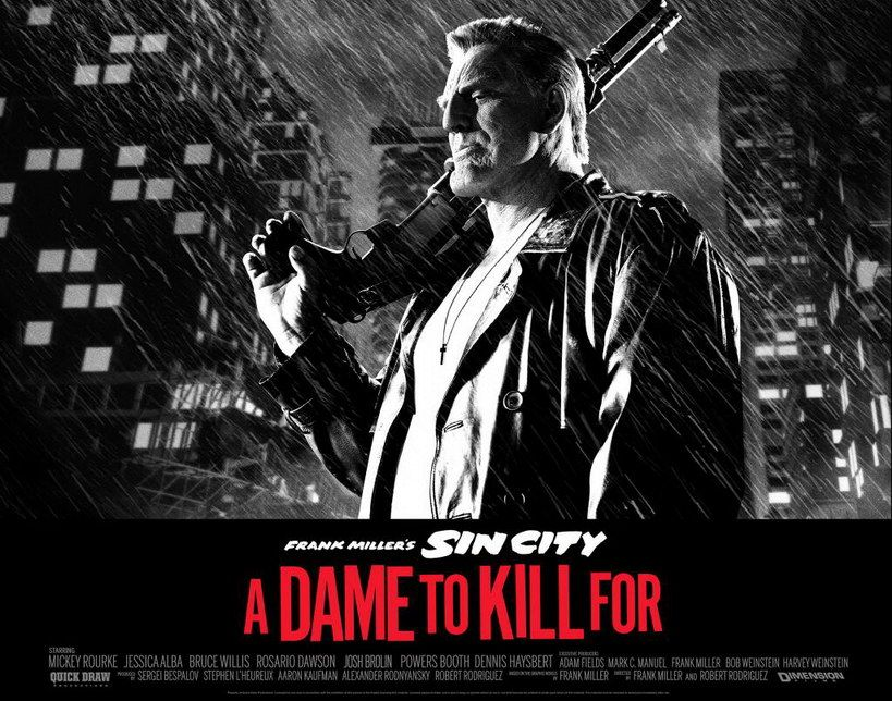 Sin City - A Dame to Kill