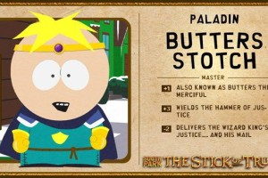 outh Park The Stick Of Truth Paladin