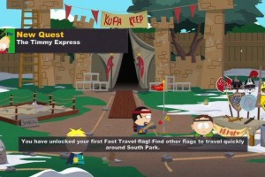 South Park The Stick Of Truth quest 2