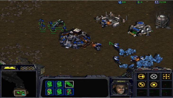 Starcraft Anthology 01