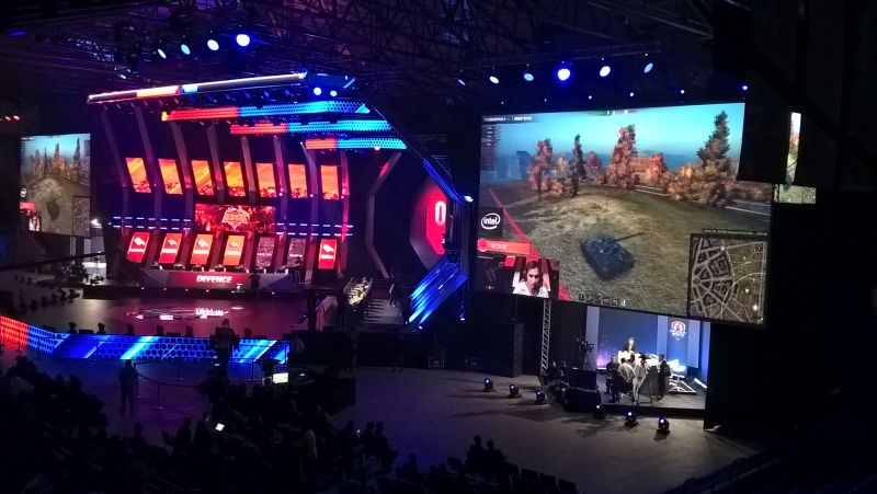 The Grand Finals 2016 - World of Tanks 02