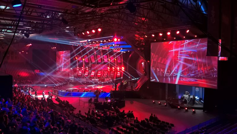 The Grand Finals 2016 - World of Tanks 03