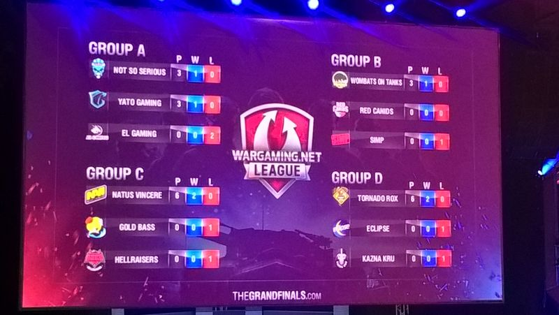 The Grand Finals 2016 - World of Tanks 09