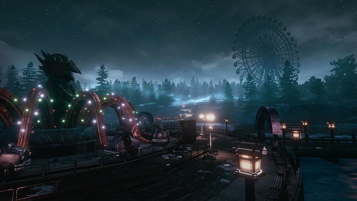The Park PS4
