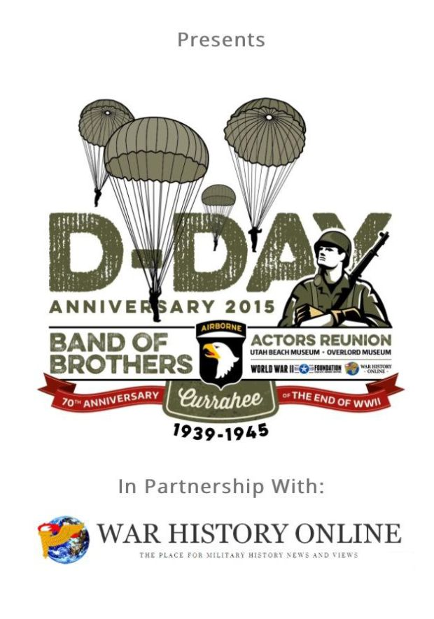 Wargaming WoT D-DAY Anniversary 2015