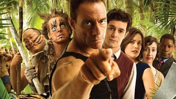 Welcome ToThe Jungle JCVD