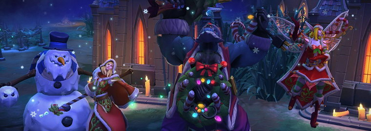 Winter Veil Heroes of the Storm