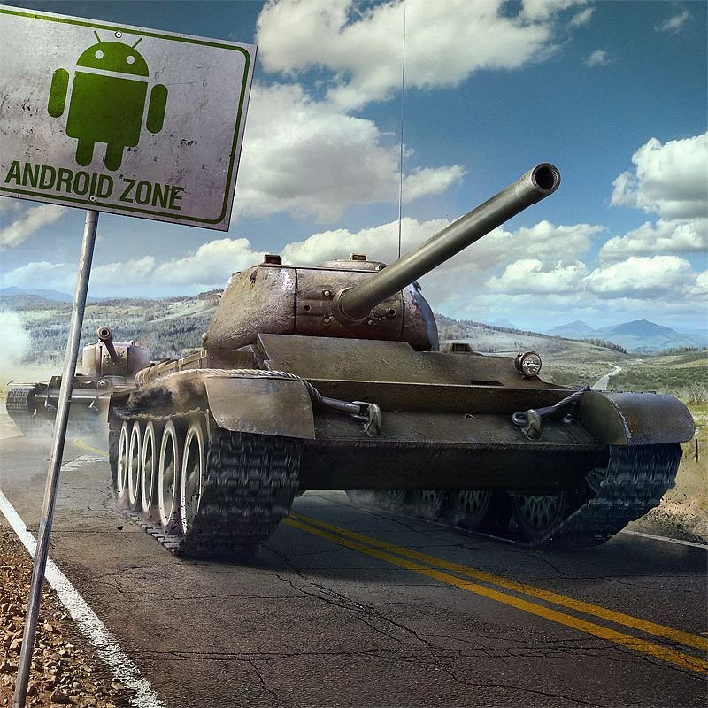 WoT Blitz Android 01