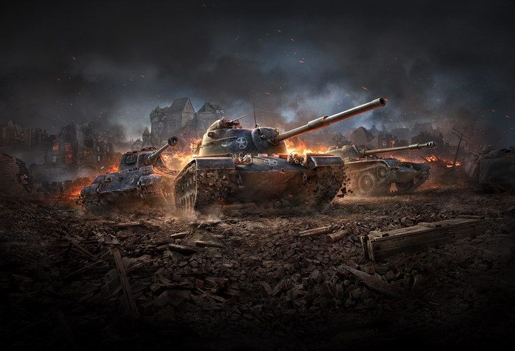 WoT Blitz artwork