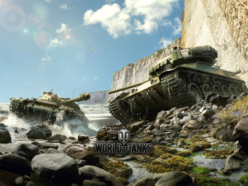 World of Tanks 9.15 artwork