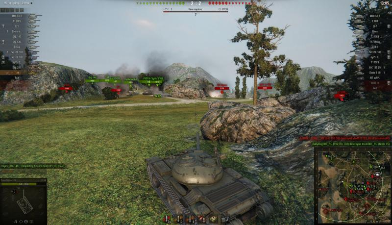 World of Tanks 9.15 rozgrywka 2