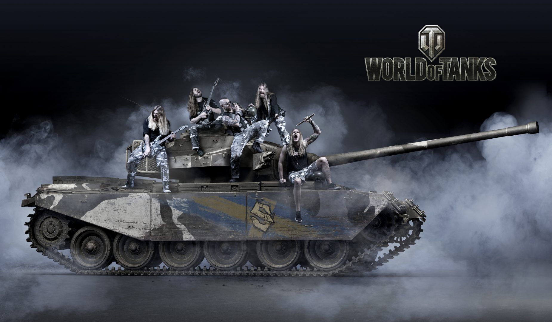 World of Tanks - Sabaton Artwork 01