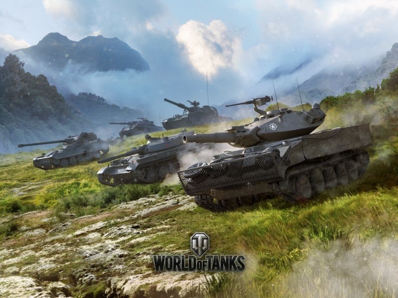 World of Tanks - aktualizacja 9.18 01