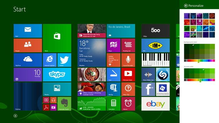 aktualizacja Windows 8.1 update 1