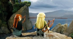 Lego the Hobbit the desolation of smaug